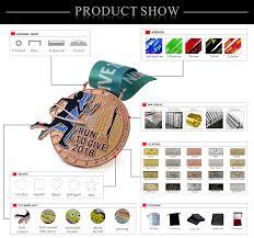 <b>Hot Selling Custom</b> 3d Sport Award <b>Metal</b> Logo <b>Hollow</b> Medals - Buy ...