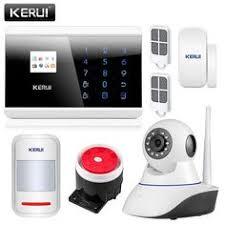 Kervay <b>433mhz</b> Wireless Remote Control Home Security Alarm ...