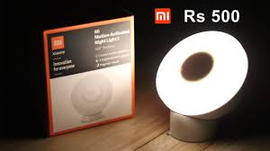 <b>Mi Motion Activated</b> Light 2 for Rs 500 - Let there be LIGHT ...