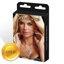 """Золотистая <b>цепочка с сердцем</b> """"titanic"""" heart necklace <b>Ann</b> Devine ..."""