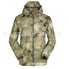 <b>HOT 2017 ESDY</b> outdoor Winter Soft Shell Camouflage TAD ...