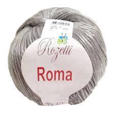 <b>Пряжа Rozetti Roma Цвет</b>.201-11 бежевый (3056652) купить за 3 р.
