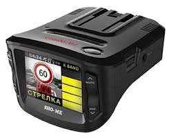 <b>Видеорегистратор</b> с радар-детектором <b>SHO</b>-<b>ME Combo</b> №1, GPS
