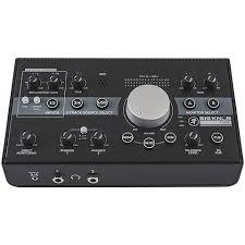 <b>Mackie Big Knob</b> Studio « Монитор-<b>контроллер</b>