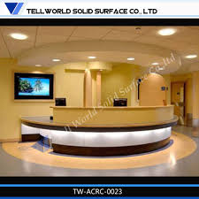 office reception counter tw simple design custom made acrylic solid surface curved reception desk office reception acrylic lighted reception desk reception counter design