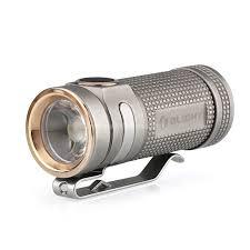 <b>Фонарь Olight S Mini</b> Titanium Limited | Магазин фонарей Forest ...