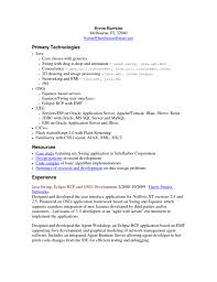 ios developer resume objective cipanewsletter java developer resume sample template example entry level java x