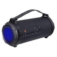 Беспроводная <b>колонка Perfeo</b> Bluetooth, черный — купить в ...
