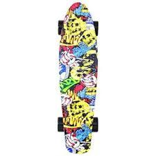 """Купить <b>скейтборд Y-Scoo Big Fishskateboard</b> Metallic 27"""" 402H-Bl ..."""