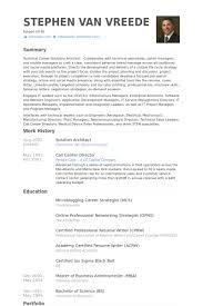 architect resume samples resume example. network architect sample ...