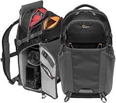<b>Lowepro Photo Active</b> BP 200 AW Backpack, Black: Amazon.co.uk ...