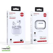 беспроводные, <b>BOROFONE BE38</b> TWS Wireless Headset Pods Pro ...