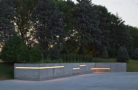 driveway lighting landscape contemporary with concrete wall camarillo landscape lighting camarillo landscape lighting