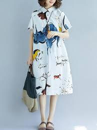 2019 <b>Summer New</b> Oversize Printed T-<b>Shirt</b> Dress in 2020 | Dresses ...
