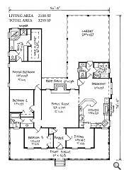 Kabel House Plans  Acadian House PlansFarm House   Acadian House Plans      Click For More Details