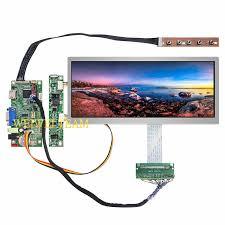Wisecoco <b>8.9</b> inch <b>2k IPS lcd</b> Screen 2560 x1600 display HDMI MIPI ...