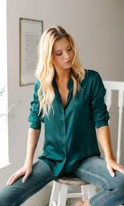 Monaco <b>Silk Blouse</b> Regular price $245 | <b>Women's</b> Clothing in 2019 ...