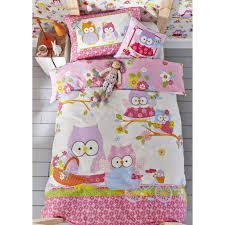 Owl Bedroom Curtains Childrens Bedding Kids Nursery Bedding Graham Brown