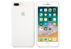 Купить <b>Чехол Apple Silicone</b> Case для iPhone 8/7 Plus белый ...
