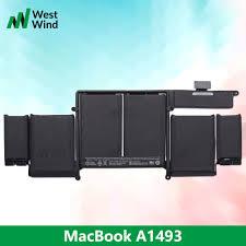 "<b>Battery for Apple Macbook</b> Pro 13"" Retina A1502 <b>A1493</b> A1582 Late ..."