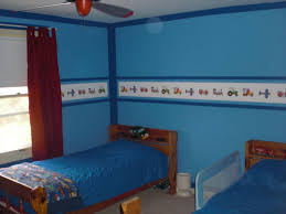 Simple Bedroom Wall Painting Terrific Cool Wall Paint Ideas Interior Bedroom With Blue Best