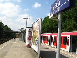 Thesdorf station