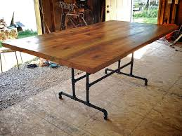 Rustic Dining Room Table Plans Dining Room Table Plans Kitchen Table Plans Mission Good How To