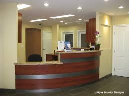 office medium size office reception desk design ideas home designs dental showcase 1 unique interior apex funky office idea