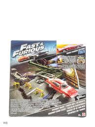 Форсаж: <b>Игровой набор Mattel</b> 4961179 в интернет-магазине ...
