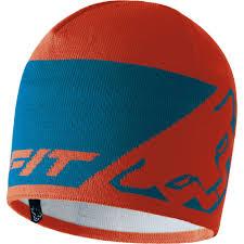 <b>Шапка Dynafit Leopard</b> Logo Beanie синий/оранжевый - купить ...