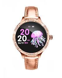 <b>Умные часы ZDK Style</b> 9G(кожаный ремешок)