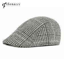 2019 <b>Fibonacci 2019 New</b> Autumn Winter Beret Hats Retro Middle ...