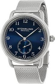 Купить мужские <b>часы Stuhrling</b> - цены на <b>часы</b> на сайте Snik.co