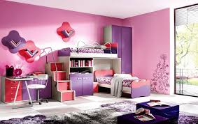 girls room decor ideas painting: colorful girls rooms decorating ideas