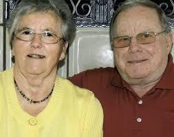 Amalia und <b>Waldemar Vogel</b> feiern heute ihre goldene Hochzeit und genießen <b>...</b> - 44219218