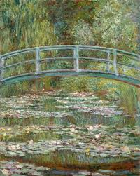 claude monet essay heilbrunn timeline of art bridge over a pond of water lilies