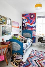 mid century modern kids groovy wall murals are great for kids bedrooms and when they get older