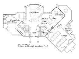Lake house floor plans view   house Ideas  amp  Designslake house floor plans view