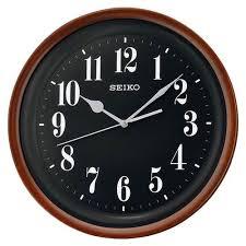<b>Часы настенные</b> кварцевые <b>SEIKO QXA550Z</b> — никто из ...