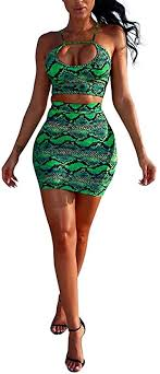 Amazon.com: Womens Snake Skin <b>Bodycon</b> Dress - Sexy <b>Strapless</b> ...