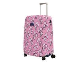 <b>Чехол для чемодана</b> Routemark «Белое и Пушистое» M/L (SP310 ...