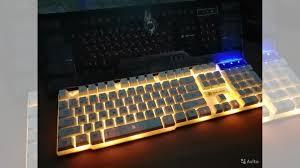 Игровая <b>клавиатура Dialog GAN</b>-kata с подсветкой купить в ...