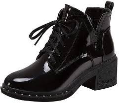 Londony Women's Cross Rain Boots Waterproof Slip ... - Amazon.com