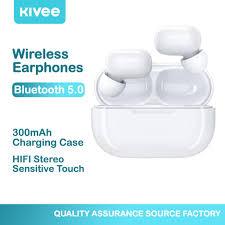 TWS True <b>Wireless Bluetooth</b> Earphones <b>KIVEE</b> HIFI Mini ...