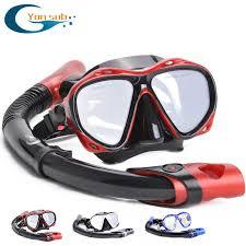 <b>YONSUB myopia tempered dive</b> optical lens mask scuba diving ...