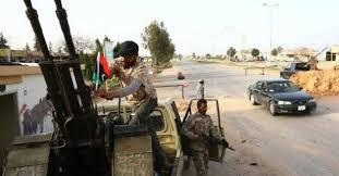 سرت - القوات الليبية تنجح في تحرير مدنيين من يد الدولة الإسلامية