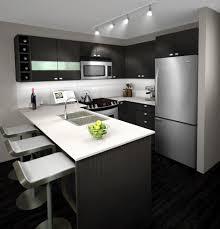 apartment kitchen design inspiration white