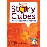 головоломка rorys story cubes кубики историй ужастики 3 кубика