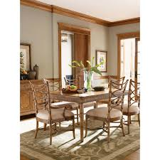 Tommy Bahama Dining Room Furniture Collection Tommy Bahama Home Beach House 9 Piece Dining Set Amp Reviews Wayfair