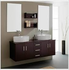 bathroom interior modern brown solid simple designer bathroom vanity cabinets